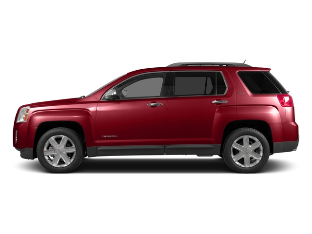 Crystal Red Tintcoat 2015 GMC Terrain Pictures Terrain Utility 4D SLT AWD photos side view