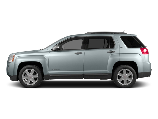 Silver Sky Metallic 2015 GMC Terrain Pictures Terrain Utility 4D SLT AWD photos side view