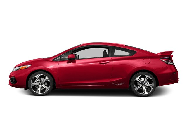 Rallye Red 2015 Honda Civic Coupe Pictures Civic Coupe 2D Si I4 photos side view
