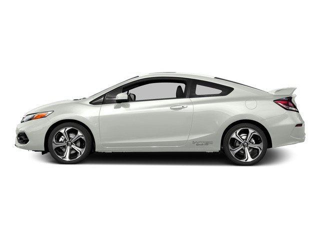 Taffeta White 2015 Honda Civic Coupe Pictures Civic Coupe 2D Si I4 photos side view