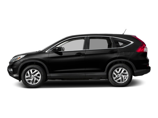 Crystal Black Pearl 2015 Honda CR-V Pictures CR-V Utility 4D EX AWD I4 photos side view