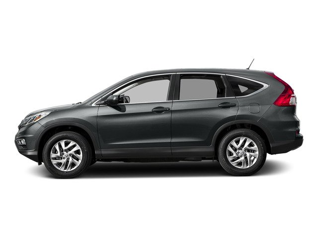 Modern Steel Metallic 2015 Honda CR-V Pictures CR-V Utility 4D EX AWD I4 photos side view