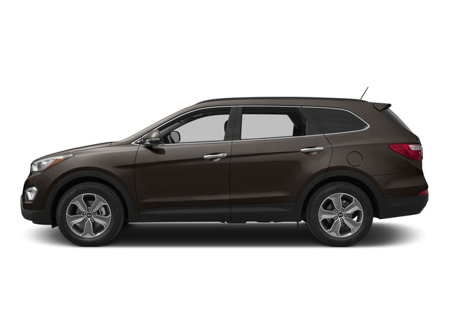 Frosted Mocha 2015 Hyundai Santa Fe Pictures Santa Fe Utility 4D Limited AWD photos side view