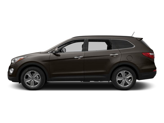 Frosted Mocha 2015 Hyundai Santa Fe Pictures Santa Fe Utility 4D GLS 2WD photos side view