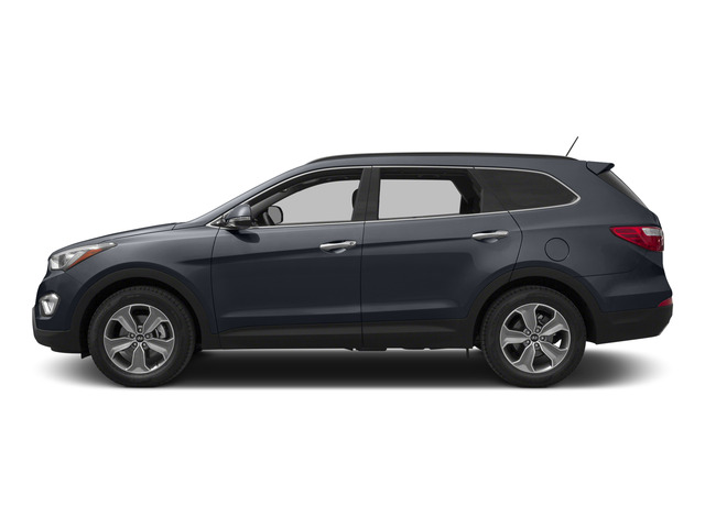 Night Sky Pearl 2015 Hyundai Santa Fe Pictures Santa Fe Utility 4D Limited 2WD photos side view