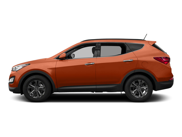Canyon Copper 2015 Hyundai Santa Fe Sport Pictures Santa Fe Sport Utility 4D Sport 2WD photos side view