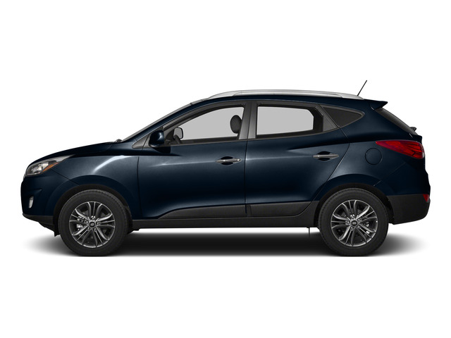 Laguna Blue Mica 2015 Hyundai Tucson Pictures Tucson Utility 4D Limited AWD I4 photos side view