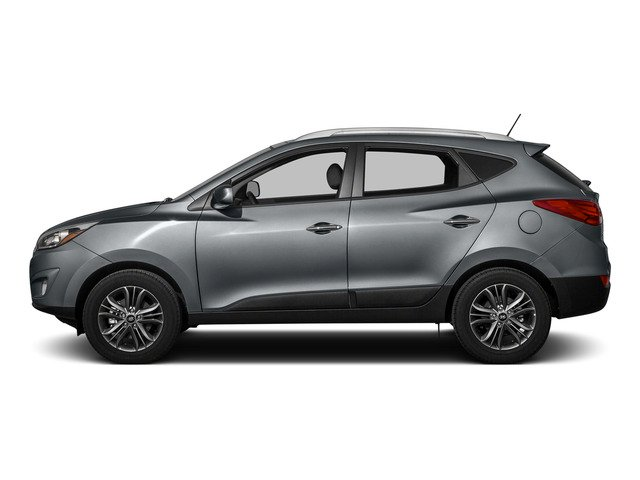 Shadow Grey Metallic 2015 Hyundai Tucson Pictures Tucson Utility 4D Limited AWD I4 photos side view