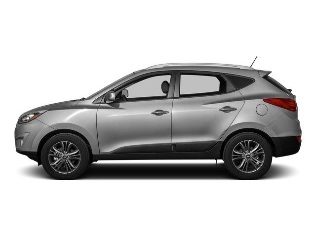 Diamond Silver Metallic 2015 Hyundai Tucson Pictures Tucson Utility 4D Limited AWD I4 photos side view