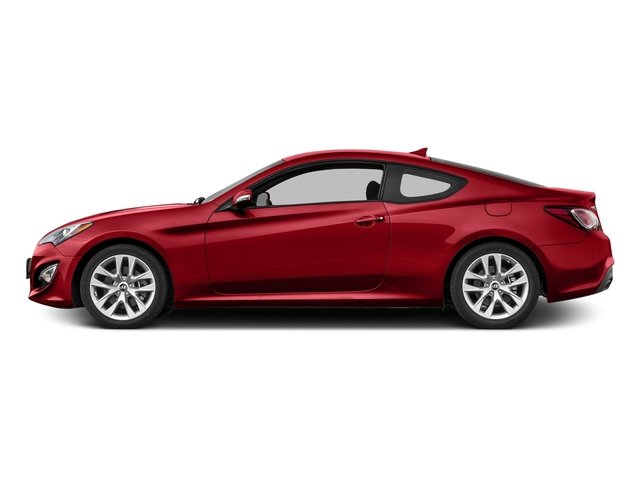 Tsukuba Red 2015 Hyundai Genesis Coupe Pictures Genesis Coupe 2D V6 photos side view