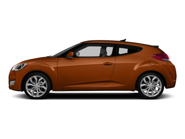 Vitamin C Pearl 2015 Hyundai Veloster Pictures Veloster Coupe 3D I4 photos side view