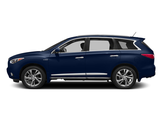 Hermosa Blue 2015 INFINITI QX60 Pictures QX60 Utility 4D Hybrid 2WD I4 photos side view