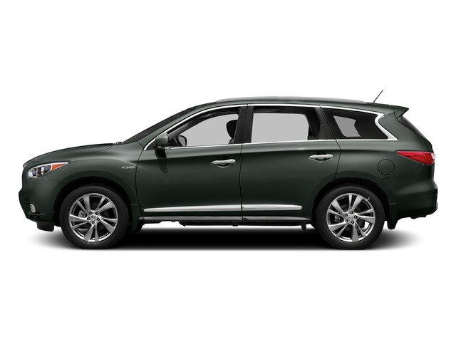 Emerald Graphite 2015 INFINITI QX60 Pictures QX60 Utility 4D Hybrid 2WD I4 photos side view