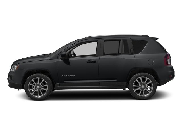 Granite Crystal Metallic Clearcoat 2015 Jeep Compass Pictures Compass Utility 4D Limited 4WD photos side view