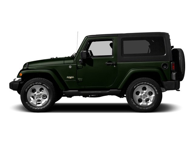 Tank Clearcoat 2015 Jeep Wrangler Pictures Wrangler Utility 2D Sahara 4WD V6 photos side view