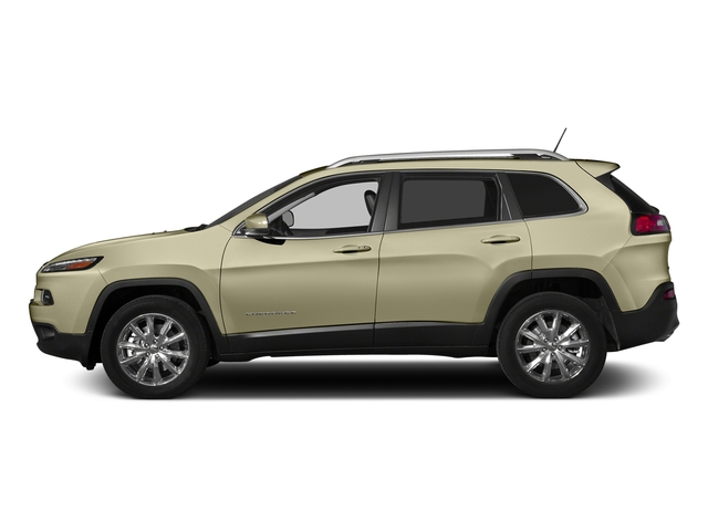 Cashmere Pearlcoat 2015 Jeep Cherokee Pictures Cherokee Utility 4D Latitude 2WD photos side view