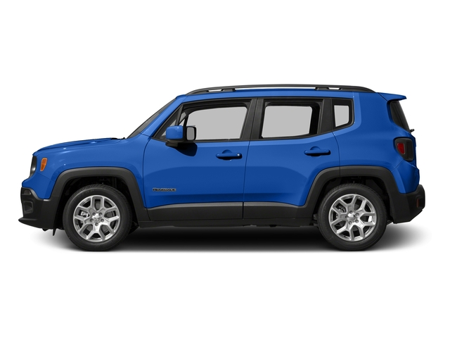 Sierra Blue 2015 Jeep Renegade Pictures Renegade Utility 4D Latitude AWD I4 photos side view
