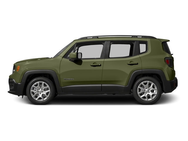 Commando 2015 Jeep Renegade Pictures Renegade Utility 4D Latitude AWD I4 photos side view