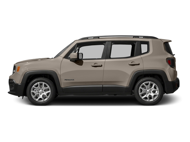 Mojave Sand 2015 Jeep Renegade Pictures Renegade Utility 4D Limited AWD I4 photos side view