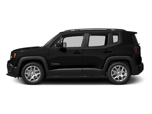 Black 2015 Jeep Renegade Pictures Renegade Utility 4D Limited AWD I4 photos side view