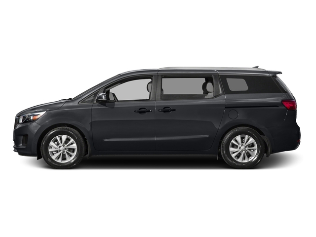 Platinum Graphite 2015 Kia Sedona Pictures Sedona Wagon LX V6 photos side view