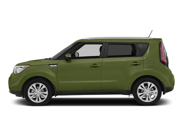 Alien II 2015 Kia Soul Pictures Soul Wagon 4D I4 photos side view