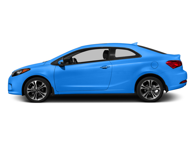 Abyss Blue 2015 Kia Forte Koup Pictures Forte Koup Coupe 2D EX I4 photos side view