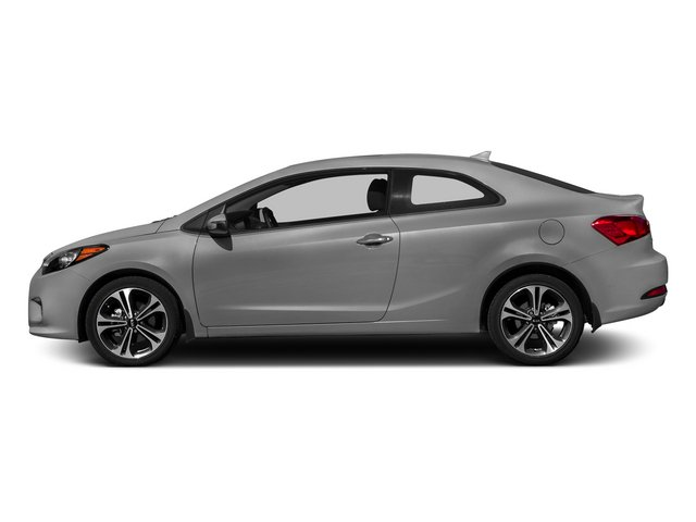 Graphite Steel 2015 Kia Forte Koup Pictures Forte Koup Coupe 2D EX I4 photos side view