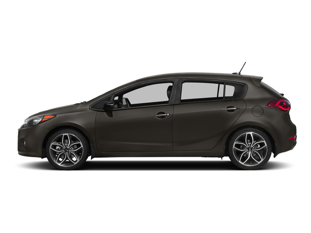 Metallic Bronze 2015 Kia Forte 5-Door Pictures Forte 5-Door Hatchback 5D EX I4 photos side view