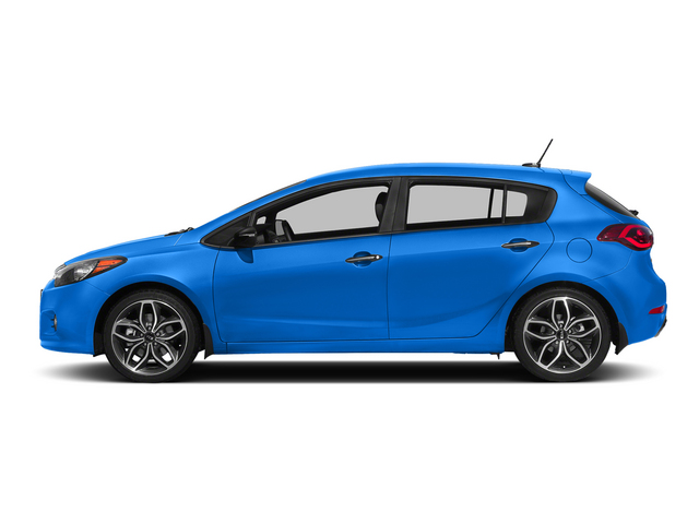 Abyss Blue 2015 Kia Forte 5-Door Pictures Forte 5-Door Hatchback 5D EX I4 photos side view