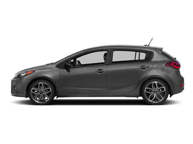 Graphite Steel 2015 Kia Forte 5-Door Pictures Forte 5-Door Hatchback 5D EX I4 photos side view