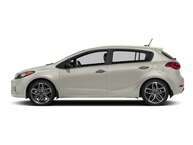 Snow White Pearl 2015 Kia Forte 5-Door Pictures Forte 5-Door Hatchback 5D EX I4 photos side view