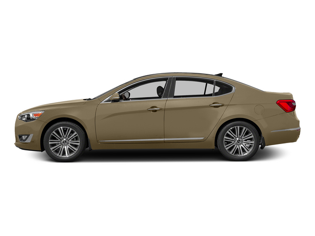 Bronze Metallic 2015 Kia Cadenza Pictures Cadenza Sedan 4D Premium V6 photos side view