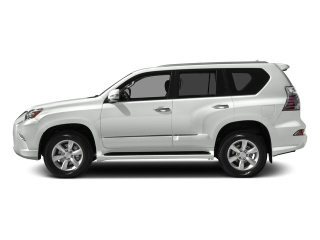 Starfire Pearl 2015 Lexus GX 460 Pictures GX 460 Utility 4D Premium 4WD V8 photos side view