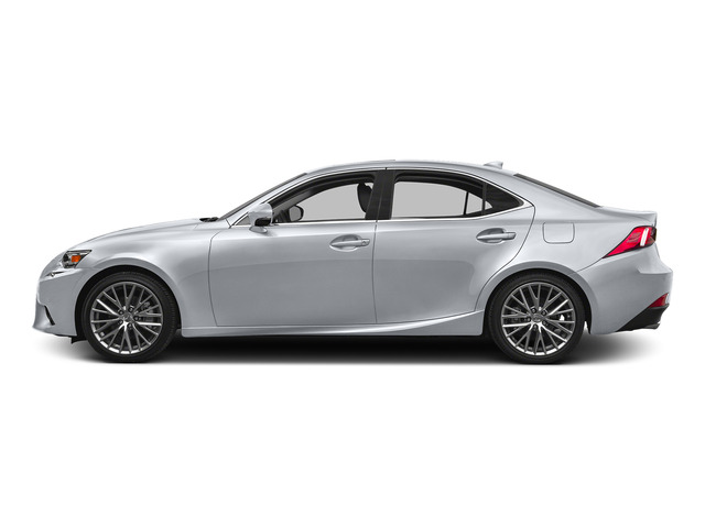 Ultra White 2015 Lexus IS 250 Pictures IS 250 Sedan 4D IS250 V6 photos side view