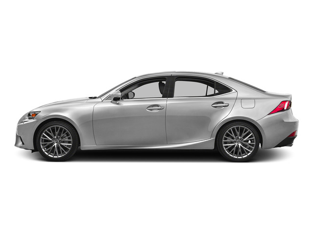 Silver Lining Metallic 2015 Lexus IS 250 Pictures IS 250 Sedan 4D IS250 V6 photos side view