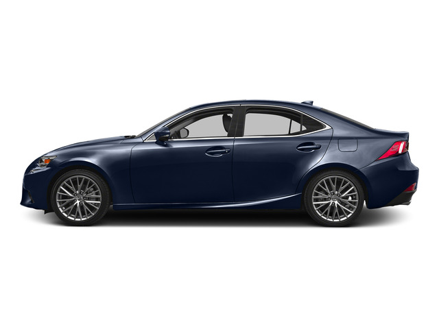 Deep Sea Mica 2015 Lexus IS 250 Pictures IS 250 Sedan 4D IS250 V6 photos side view