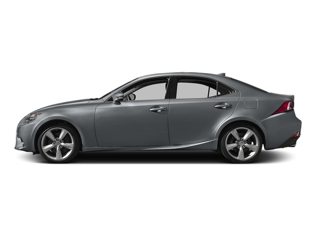 Nebula Gray Pearl 2015 Lexus IS 350 Pictures IS 350 Sedan 4D IS350 V6 photos side view
