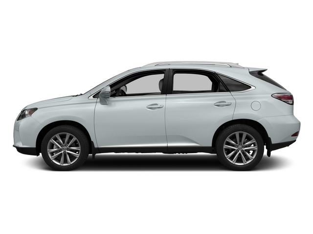 Silver Lining Metallic 2015 Lexus RX 350 Pictures RX 350 Utility 4D 2WD V6 photos side view