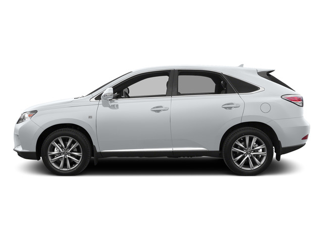 Ultra White 2015 Lexus RX 350 Pictures RX 350 Utility 4D AWD V6 photos side view