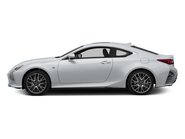 Ultra White 2015 Lexus RC 350 Pictures RC 350 Coupe 2D RC350 V6 photos side view