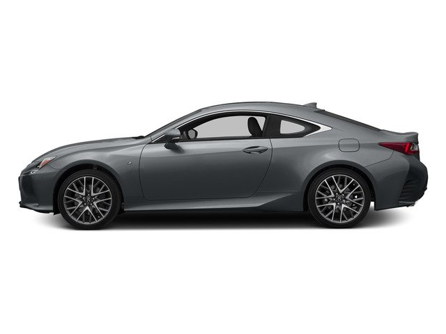 Nebula Gray Pearl 2015 Lexus RC 350 Pictures RC 350 Coupe 2D RC350 V6 photos side view