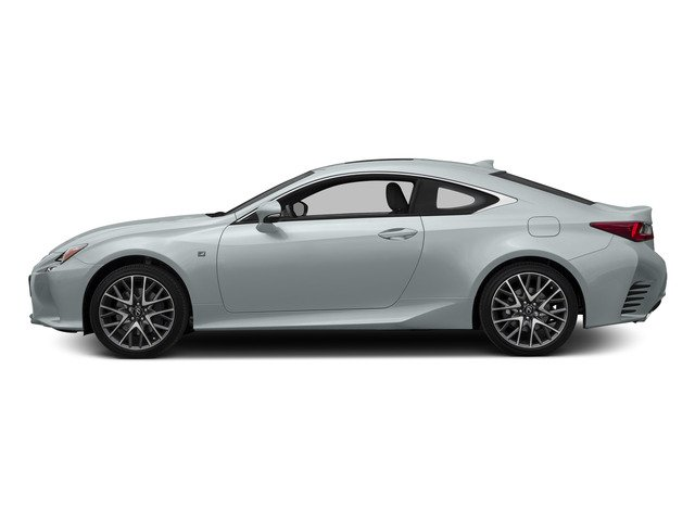 Silver Lining Metallic 2015 Lexus RC 350 Pictures RC 350 Coupe 2D RC350 V6 photos side view