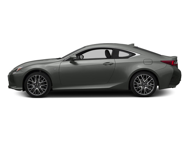 Atomic Silver 2015 Lexus RC 350 Pictures RC 350 Coupe 2D RC350 V6 photos side view
