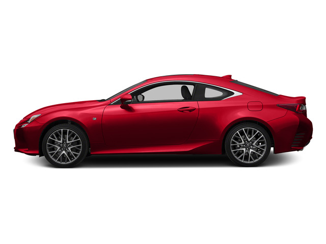 Infrared 2015 Lexus RC 350 Pictures RC 350 Coupe 2D RC350 V6 photos side view