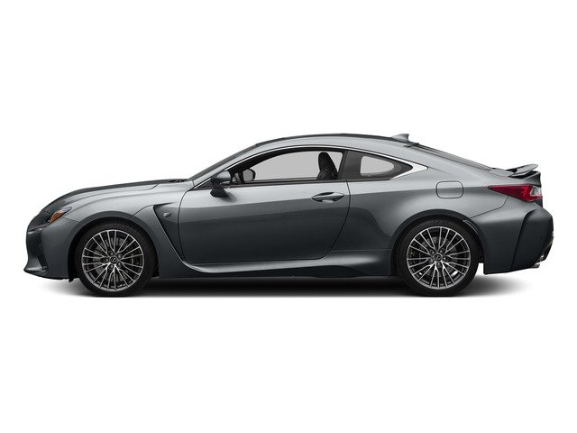 Nebula Gray Pearl 2015 Lexus RC F Pictures RC F Coupe 2D RC-F V8 photos side view