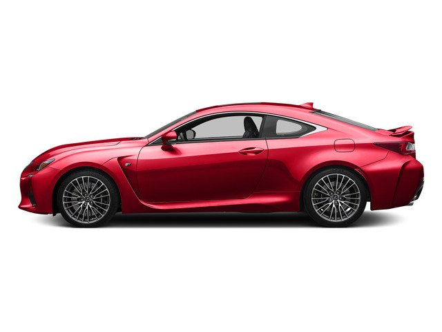 Infrared 2015 Lexus RC F Pictures RC F Coupe 2D RC-F V8 photos side view