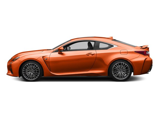 Molten Pearl 2015 Lexus RC F Pictures RC F Coupe 2D RC-F V8 photos side view