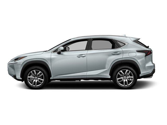 Silver Lining Metallic 2015 Lexus NX 200t Pictures NX 200t Utility 4D NX200t 2WD I4 Turbo photos side view