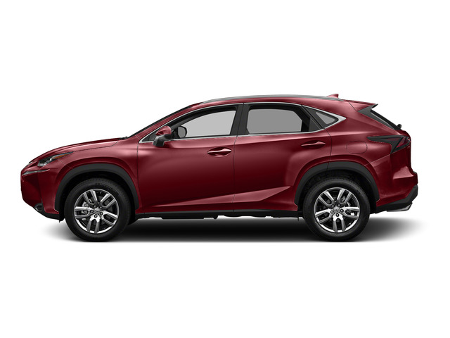 Matador Red Mica 2015 Lexus NX 200t Pictures NX 200t Utility 4D NX200t 2WD I4 Turbo photos side view